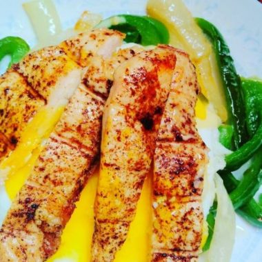 Easiest Way to Make Perfect Grilled chicken breast with egg