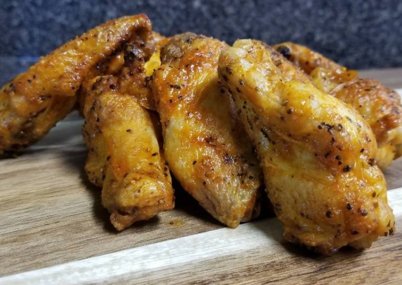 Hot Wings on the Air Fryer