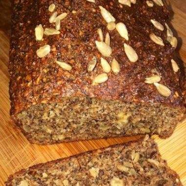 How to Cook Yummy Low carb bread
