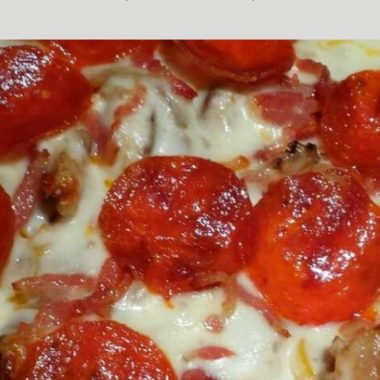 Doughless Pizza (low carb) (1)