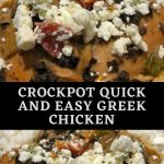 Crockpot Quick and Easy Greek Chicken (1)