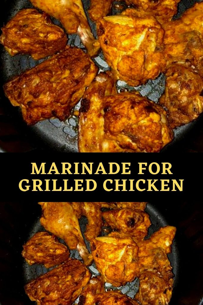 marinade for grilled chicken (1)