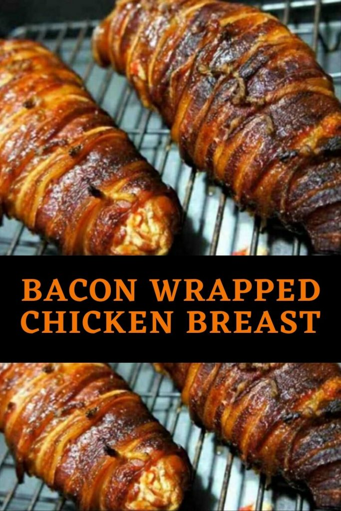 Bacon Wrapped Chicken Breast (1)