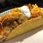 Quick and Easy Spicy Chicken Strip Tacos_1