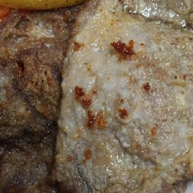 Thin sirloin tip steak easy and delicious