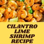 CILANTRO LIME SHRIMP RECIPE (3)