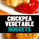 Chickpea Vegetable Nuggets 3