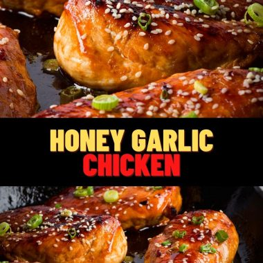 Honey Garlic Chicken (2)