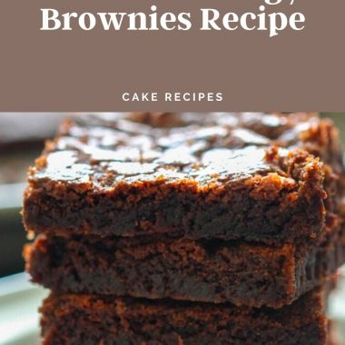 Sheet Pan Fudgy Brownies Recipe #brownies