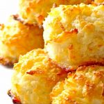 Light and Chewy 3 Ingredients Coconut Macaroons