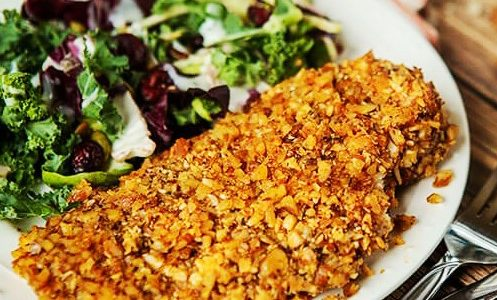 Chicken Recipes With Almonds