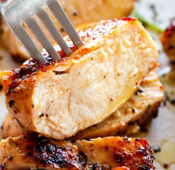 Stove Grilled Chicken Recipes